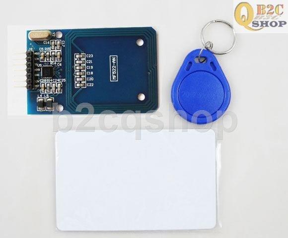 Arduino Tutorials RFID: 4 Steps - Instructablescom