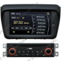 In Dash car GPS Navigation for Mitsubishi Montero with Touch screen, Radio, DVD, Bluetooth, iPod, free GPS map