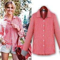 Женские блузки и Рубашки OuBai  8166