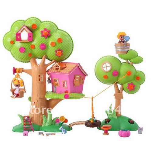 Jouets maison dans l 39 arbre achetez des lots petit prix for Arbre maison jouet