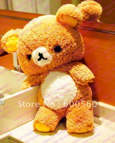 39'' / 100 cm Giant Plush Stuffed Rilakkuma FT90081(China (Mainland))