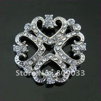 Triangle Pearl&Rhinestone Cluster For  Wedding Invitations -----BU261