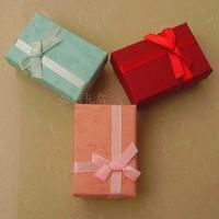 Carton jewelry box 4 x6 stud earring box ring box bracelet box lovers box