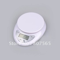 5kg 5000g/1g Digital Kitchen Food Diet Postal Scale For Kitchen Mail Room Office Free Shipping