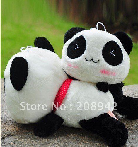 Best selling!! 55 cm High-quality doll plush toys Stuffed Animal Toy Panda Bear Plush Toy Doll Cute Pillow Free shipping,1pcs(China (Mainland))