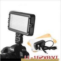 New 6W Viltrox LL-162VT LED Adjustable Color Temperature for camcorder camera