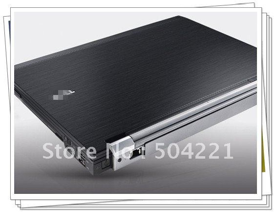 DHL/EMS  Free shipping ! 95% new  E6400 Intel Core2 2.53Ghz 2GB 80GB BT WiFi WEBCAM DVDRW 14.1&q ...