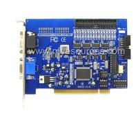 16 Chs dvr system dvr card GV Card GV600 V7.05 16ch video &1 chs audio 30fps(NTSC)25fps(PAL) V8.2 software Video capture card