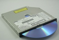 Free shipping TEAC DV-W28SL laptop optical drive slot-in DVD burner  12.7mm IDE dvd writer