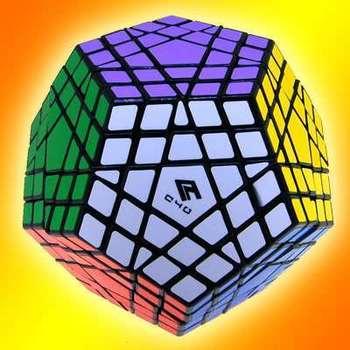 5 5 magic cube magic cube c 4u cube4 u gigaminx free air mail