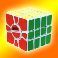 Mf8 4 x 4 super square ssq super 4 layers magic cube black white luminous free air mail
