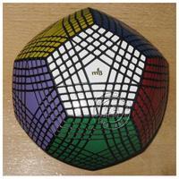 Magic cube mf8 magic cube  magic square 9 5  petaminx smooth gift present free air mail