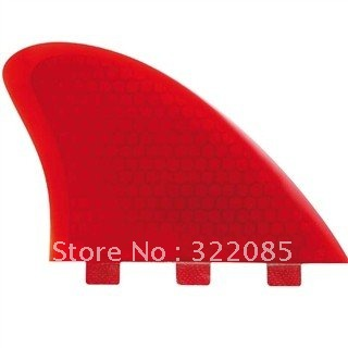 M3 honey surfboard fin with FCS base