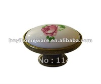 rustic knob round wholesale and retail shipping discount 100pcs/lot Y02-AB