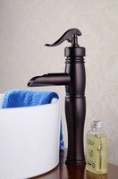 Free Shipping Contemporary Bathroom Vessel Sink Faucet Mixer Tap In Oil Rubbed Bronze DL-2612K Wholesale Faucet