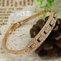 Free shipping retail ITALINA fashion vintage crystal bracelet female fashion accessories day gift