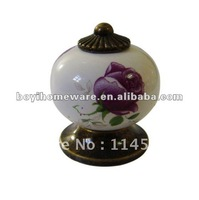 bed knobs wholesale and retail shipping discount 50pcs/lot AL05-AB