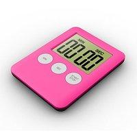 Cheap ipod digital kitchen timer big lcd screen,free shipping, hot sale