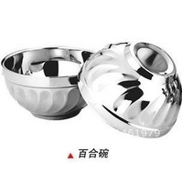 Stainless Steel children bowl dinner set