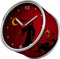 2012 HALLOWEEN clock gifts for kids, Free shipping