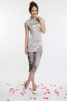 Chinese Cheongsam Qipao Evening Dress 26229