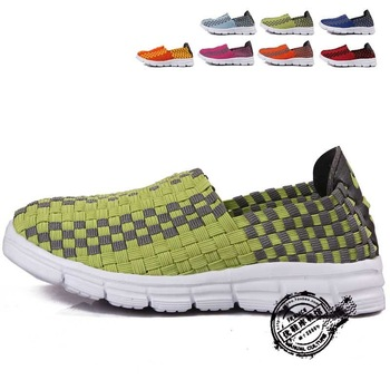 Summer paragraph ultra-light breathable child children shoes breathable comfortable male child female child sneaker knitted