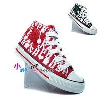 Canvas shoes children shoes child skateboarding shoes children canvas shoes lacing casual shoes male child girls shoes -xjx2