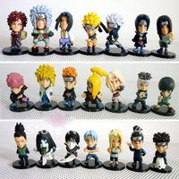 Best selling!! Action figures toys japan anime Naruto pvc figure Free shipping,21 pcs/set