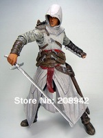 Best selling!! High Quality Assassin Creed Altair Player PVC Action Figures Toy Free shipping, 1pcs