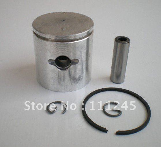 PISTON ASSEMBLY 45MM FITS ZENOAH G5200 FREE SHIPPING CHEAP NEW KOLBEN& RING SET& PIN FOR KOMATSU CHAIN SAW REPLACEMENT PART(China (Mainland))