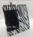 Zebra grain for Apple iphone 4s color digitizer lcd conversion Full Assembly Free shipping
