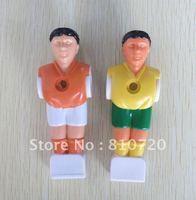 "Free shipping 2pcs/L0T  5/8"" rod Foosball Soccer table football fussball player man FIGURE NEW 05"