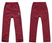 Ok2  Freeshipping 2012 spring autumn children child boy kids cute carton pattern100% cotton trouses sport long pants LCQZ2213