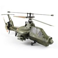 Comanche single four channel remote control helicopter remote control model aircraft remote control toy hm