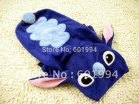 New Blue Dog Puppy Clothes Adorable Stitch Pet Dog Clothes Costumes Soft Coat Hoodie 5 Sizes Pet Apparel