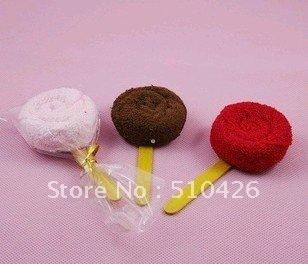 Lollipops mini cake towel