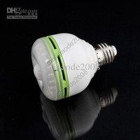 3pcs H20 E27 3W PIR Infrared IR 48 LED Motion Sensor Detector Light Lamp Lighting Bulb