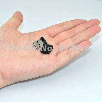 Free Shipping 8GB Bluetooth Dangle Shape Super Mini USB Flash Drive, xmini USB Pendrive, Waterproof, 100% Full Capacity