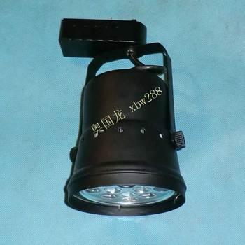Bright 7w9w12w led road, rail lamp spotlights full set