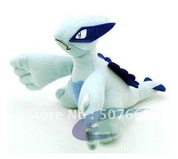 high quality cut Pokemon toy Lugia blue Pikachu plush doll stuffed animal 14cm 5.5""