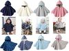 Free shipping 2012 Christmas gift for Baby Two-sided wear, Reversible capes baby clothes