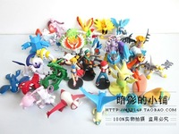 2014 hot toy Free shipping pokemon 140 pieces pvc anime  figure,kids hot toys,children Christmas gift/baby new year gift
