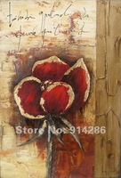 100% Hand painted Decorative flowers ben