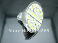 MR16 5W LED Lamp Bulb AC100-250V Warm White/ nature white 29LED Light 500lumen #943