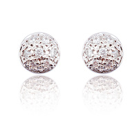 Xuping accessories zircon exquisite fashion stud earring earrings female elegant vintage full rhinestone earring