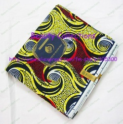Free Shipping by DHL,african prints real wax fabric FOR party,better quality,african fabric design WP0015(China (Mainland))