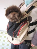 Fashion pet chest backpack teddy vip chest pack backpack egregiousness bag pet bag