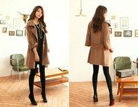 Fashionable ladies coats new style garments 2013