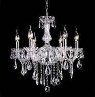Lamps crystal lamp brief fashion k9 crystal lamp crystal pendant light bedroom lamp aegean sea lighting