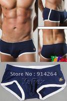 Fashion Bottom Sexy Mens Swimwear Swim Truncks Swim Suit shorts in Size S M L XL  / free shipping